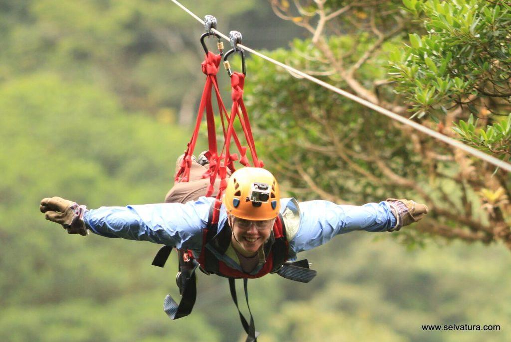 superman monteverde cost rica