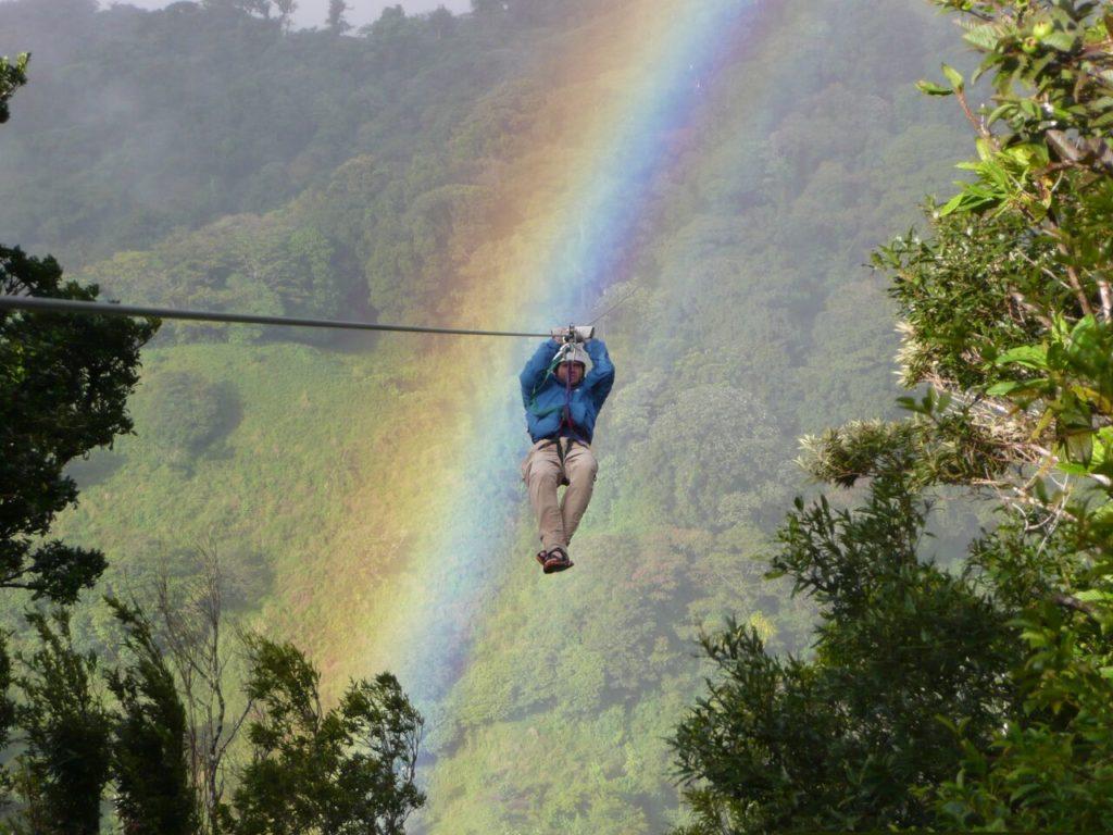 Monteverde Zip Line Canopy Tours