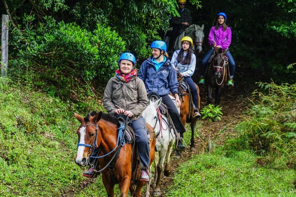 Monteverde Horseback Riding Tour Costa Rica