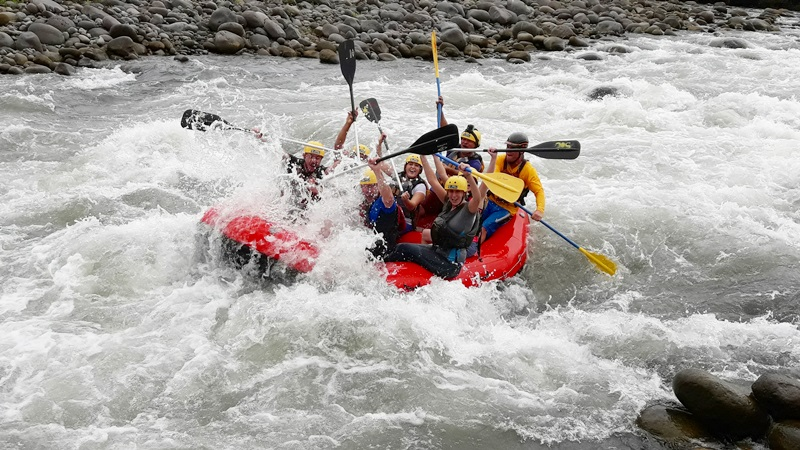 Arenal Volcano Rafting