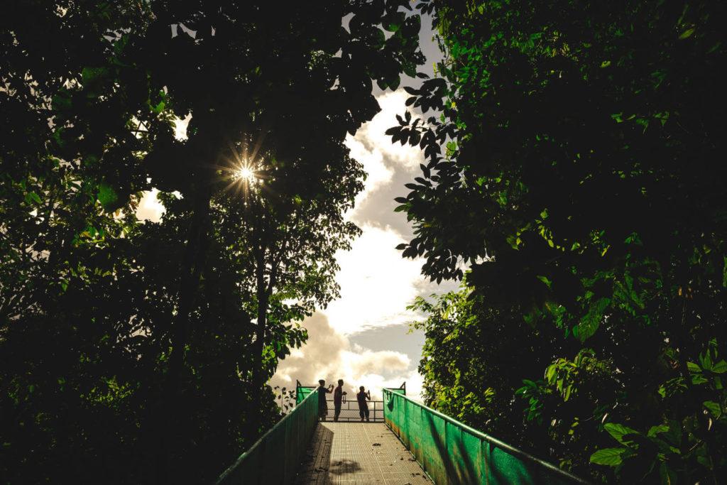 Monteverde sky walk