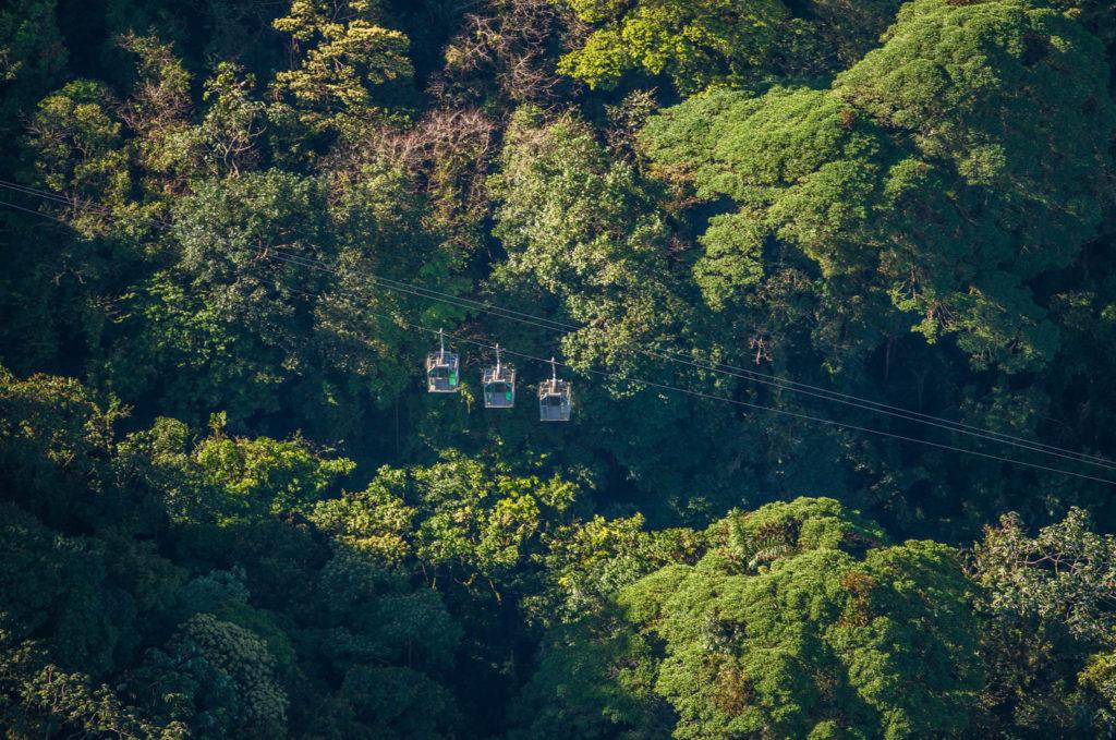 Sky Tram Monteverde Tour