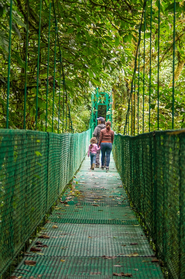 Monteverde Suspension Bridges