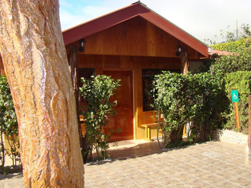 Hotel Monteverde Rustic Lodge | Cloud Forest View