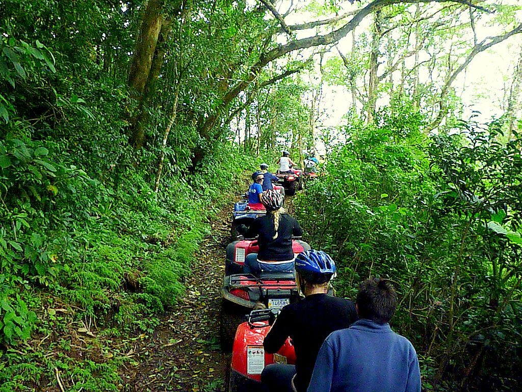 Monteverde ATV Tour