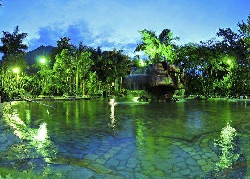 Baldi Hot Springs Arenal Volcano | La Fortuna
