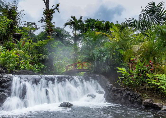 Tabacon Hot Springs Resort Arenal Volcano