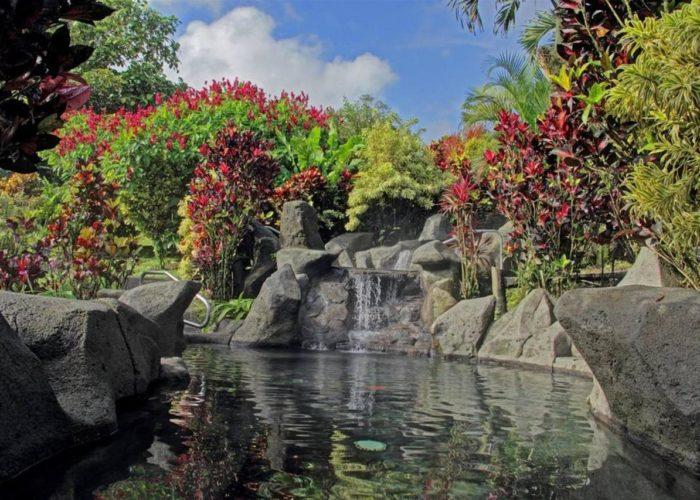 Titoku Hot Springs Arenal Volcano