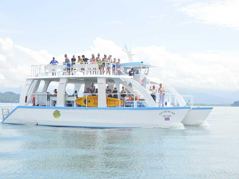 Manuel Antonio Catamaran Tour