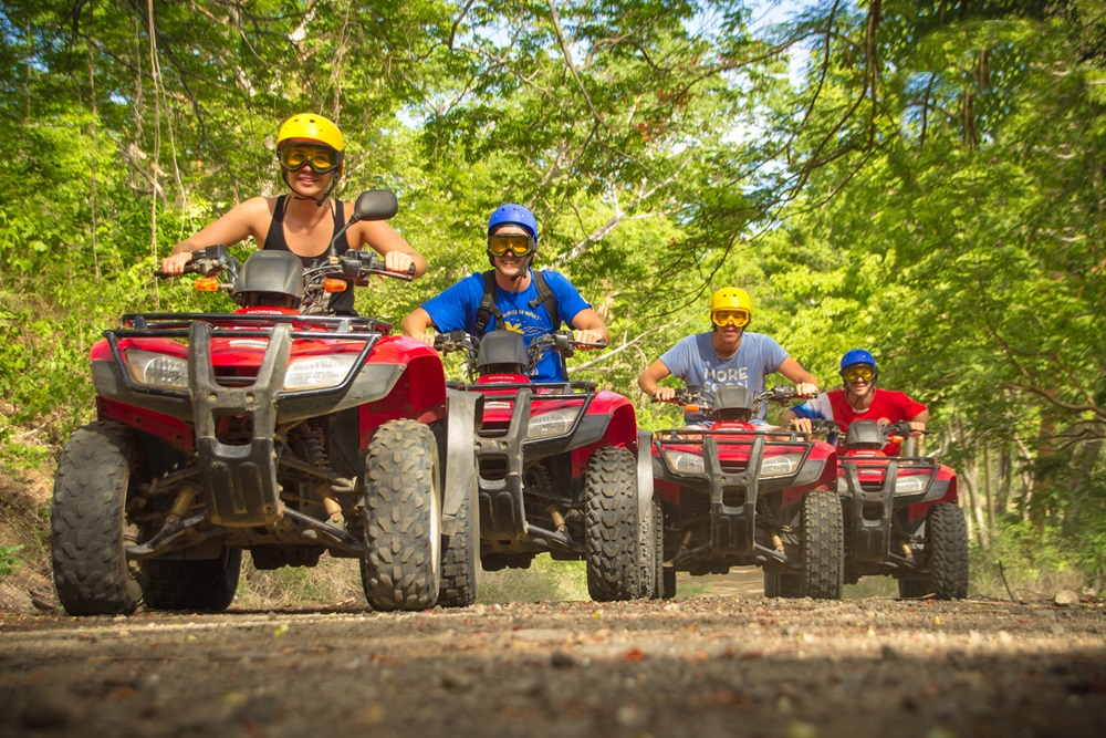 Guanacaste ATv Tour Costa Rica