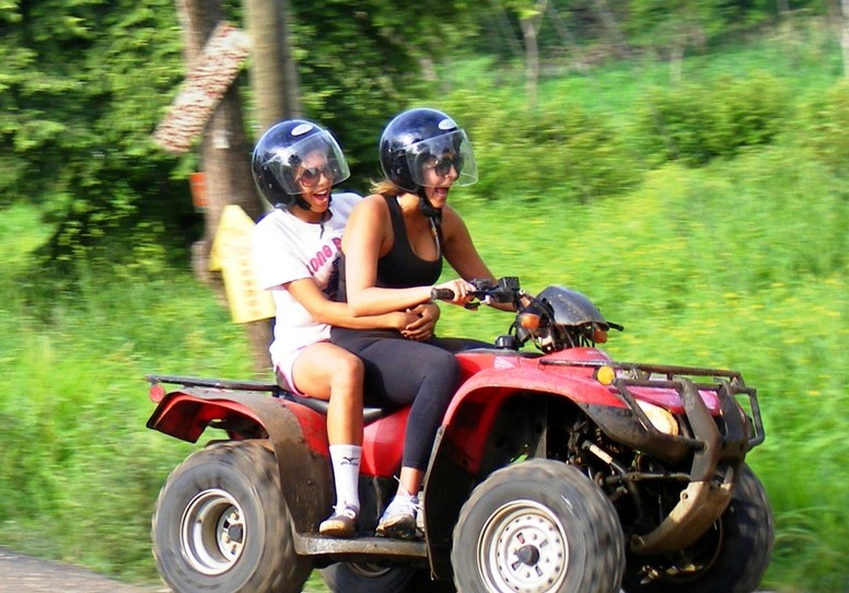 Manuel Antonio ATV Tour