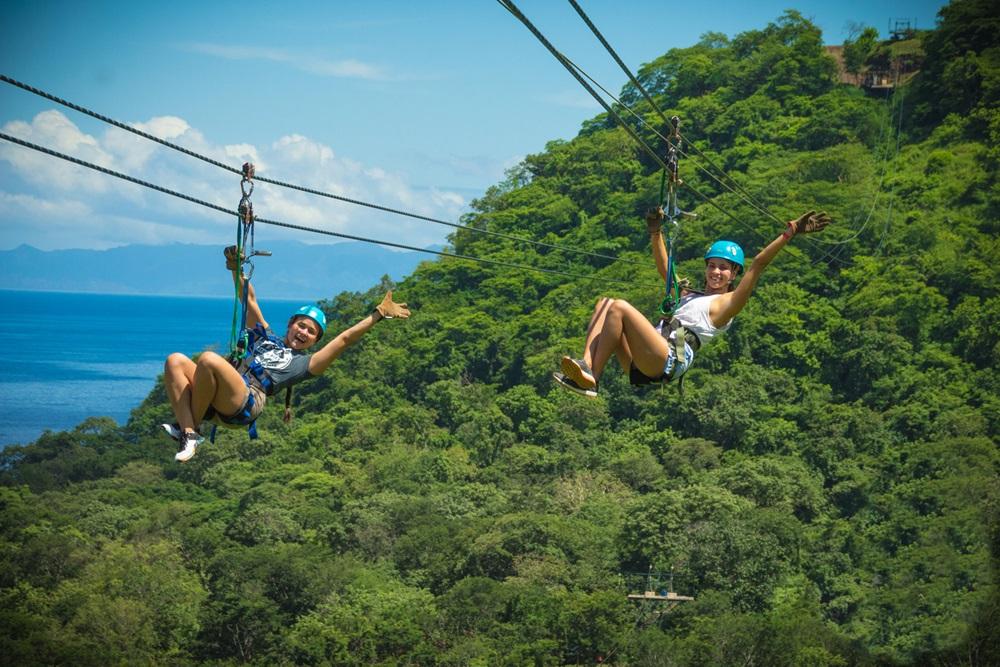 Diamante adventure Park Guanacaste Zip Line