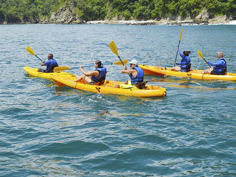Manuel Antonio Ocean Kayak & Snorkeling