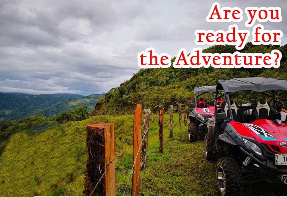 Monteverde Buggy Tour