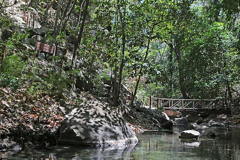 Rio Perdido Zip Line Canyoning & Hot Springs