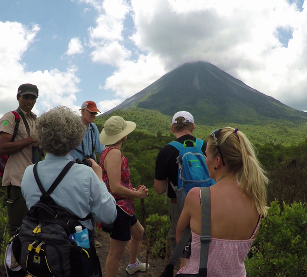 Arenal Volcano One Day Tour from Guanacaste