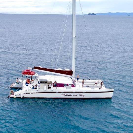 Catamaran Tour Tamarindo Costa Rica