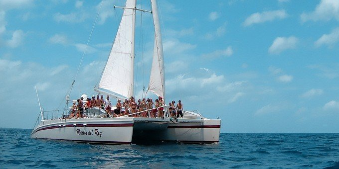 Catamaran Tour Tamarindo Costa Rica