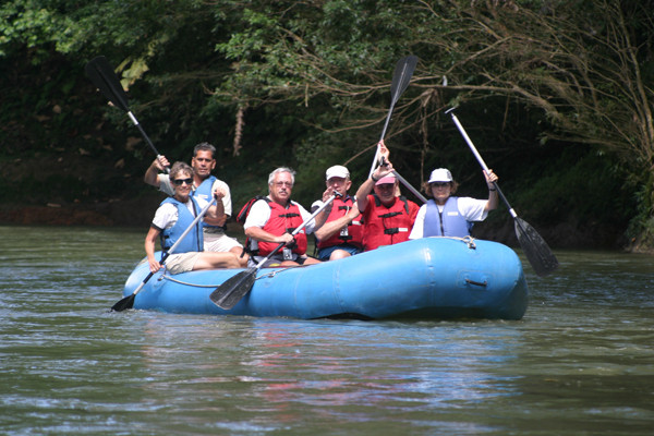 Family Float Trip Arenal Volcano 2