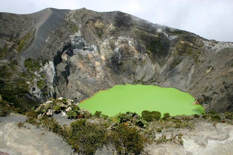 Irazu Volcano Day tour from San Jose Costa Rica