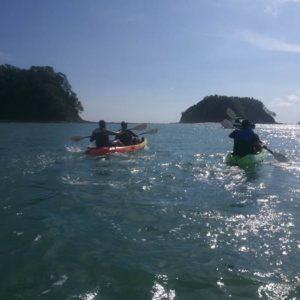 Kayak & Snorkeling Tour Samara Beach