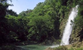 Montezuma Waterfall Costa Rica