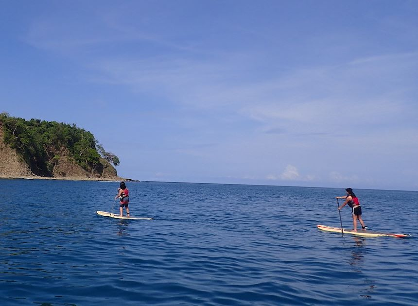 Stand Up Paddle & Snorkeling Samara Beach