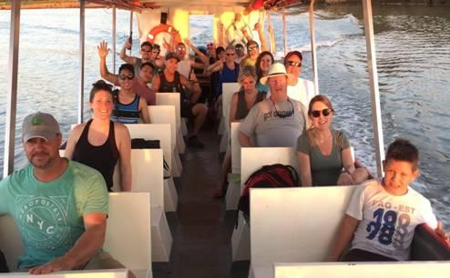 Cocodrile Tour Tarcoles River