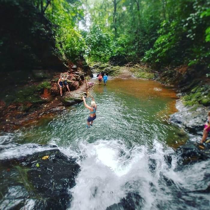 Waterfall Tour Jaco Beach Costa Rica 29