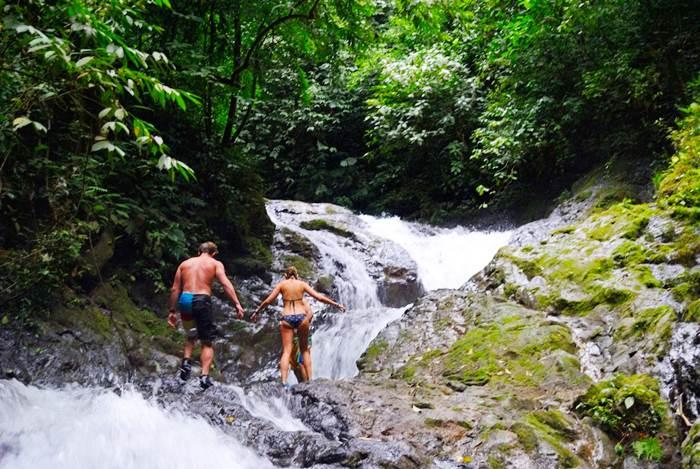 Jaco Beach Waterfalls Tour Costa Rica