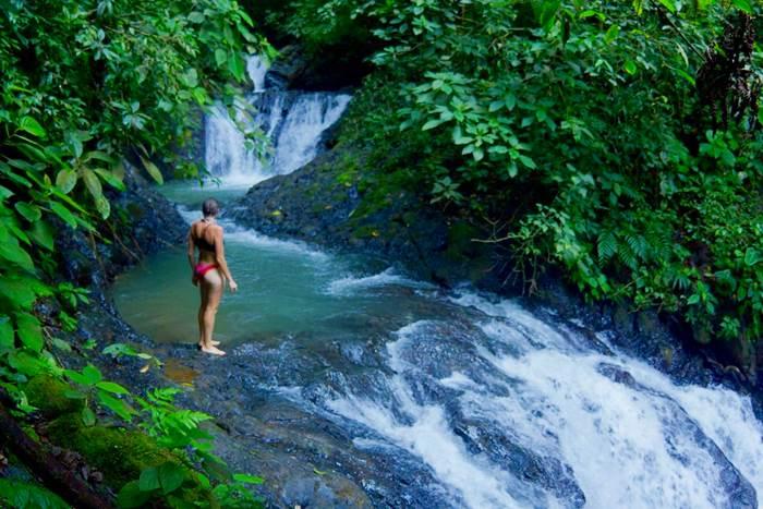 Waterfall Tour Jaco Beach Costa Rica 8