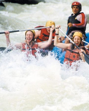Whitewater Rafting Costa Rica