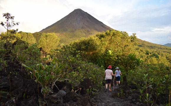 Arenal Volcano 4 in 1 Tour