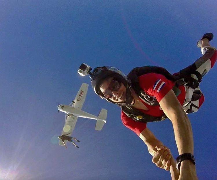 Skydiving Costa Rica 11