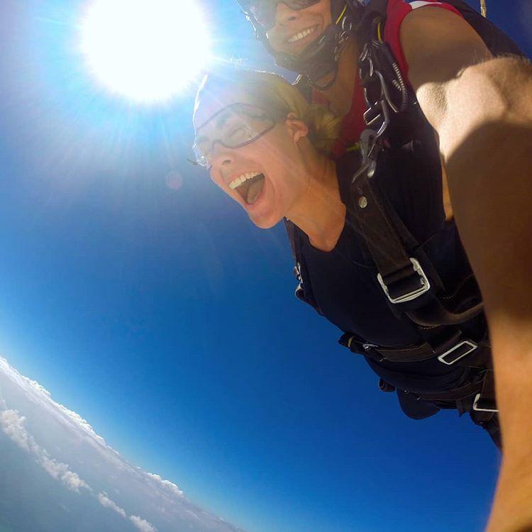 Skydiving Costa Rica 2
