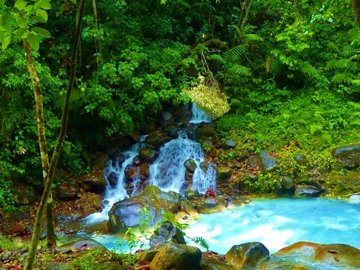 Cathedral Waterfall Costa Rica 5