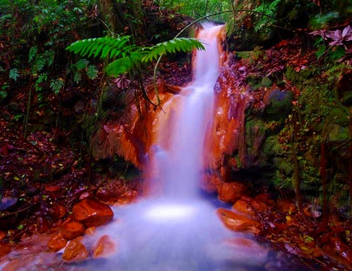 Cathedral Waterfall Costa Rica 6