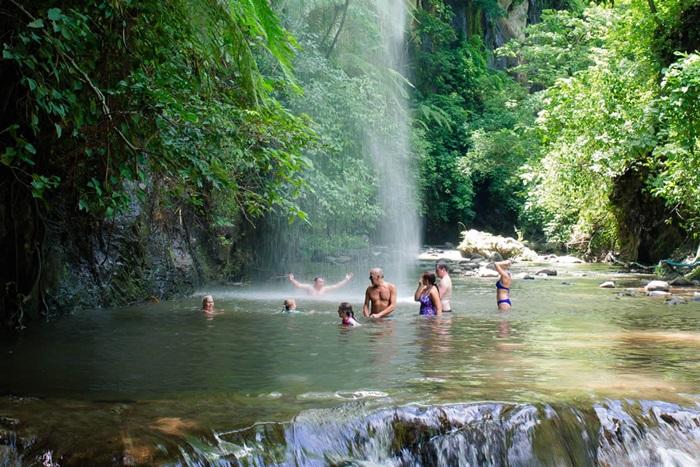 Vandara Hot Springs Costa Rica