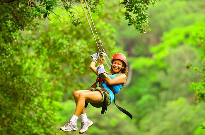 Vandara Canopy Tour Costa Rica