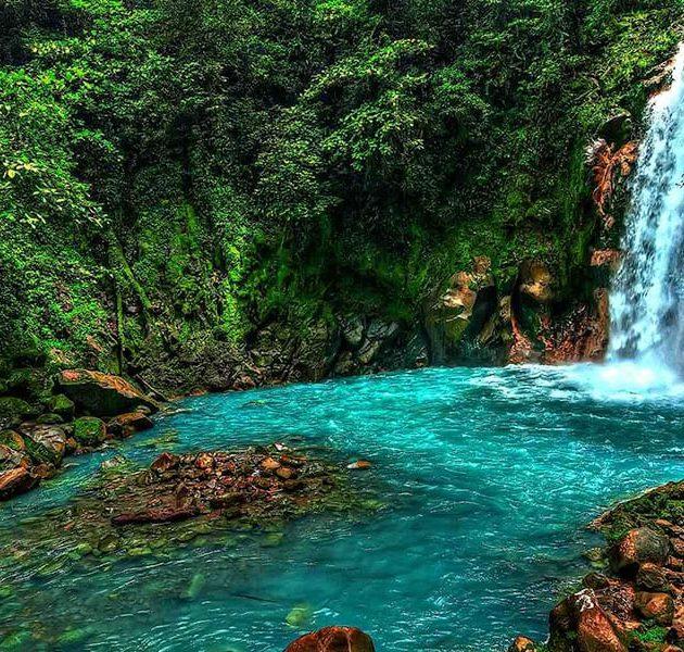 Rio Celeste Tour from Guanacaste
