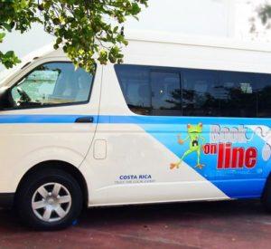 Costa Rica Shared Shuttles