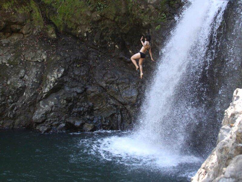 Montezuma Waterfall Costa rica