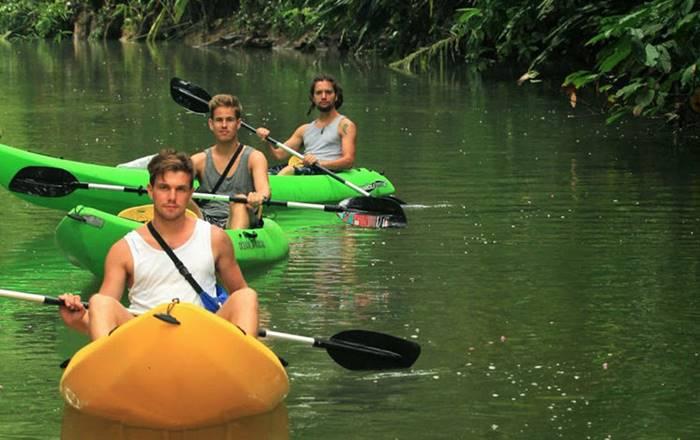 Zip Line Canopy Tour Puerto Viejo Costa Rica